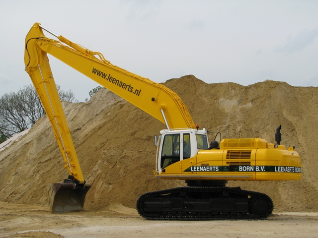 Caterpillar 330D LRE